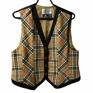 Nygard Collection Designer Inspired Wool Vest